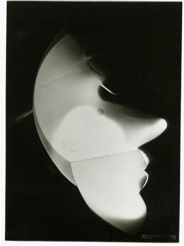Moholy-Nagy Photogram (self portrait) hi res