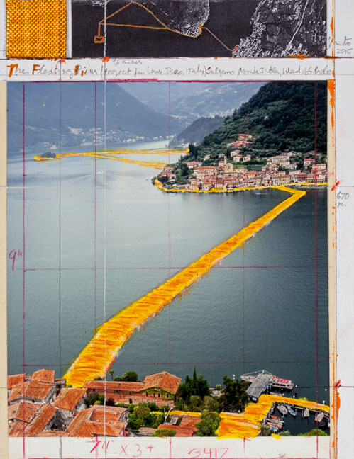 The Floating Piers - The Floating Piers (Project for Lake Iseo, Italy)-7