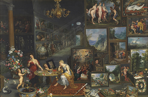 Jan-Brueghel-and-others%2c-Sight-and-Smell-Print