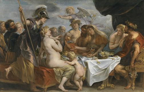 Jordaens%2c-Marriage-of-Peleus-and-Thetis-Online