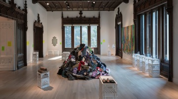 Exhibition view of Take Me (I'm Yours) at The Jewish Museum, NY,  September 16, 2016 ñ February 5, 2017.