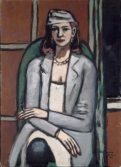10-max-beckmann-in-new-york_beckmann_quappi-in-grey_private-collection-new-york