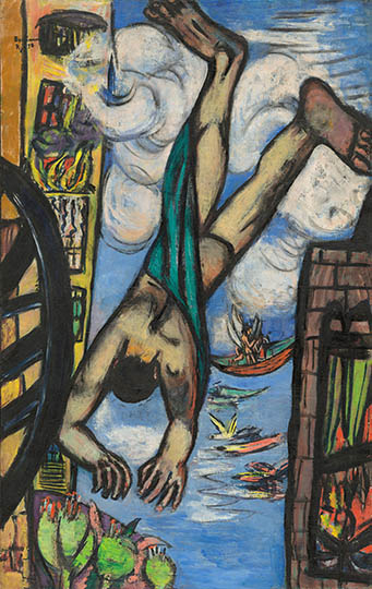 12-max-beckmann-in-new-york_beckmann_falling-man_national-gallery-of-art-washington-d-c