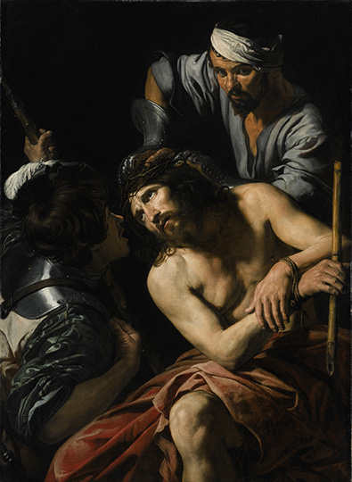 3-valentin-de-boulogne_crowning-with-thorns_private-collection