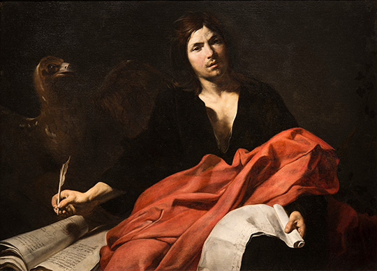 St. John the Evangelist, c. 1622-1623