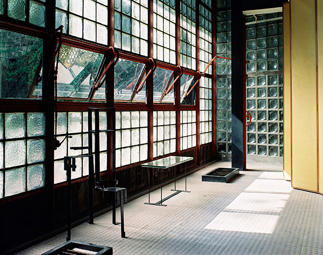 Pierre Chareau (French, 1883-1950) and Bernard Bijvoet (Dutch, 1889-1979), Maison de Verre, 1928-1932.
