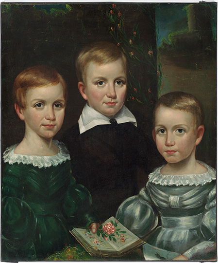 Bullard O. A, Emily Elizabeth, Austin, and Lavinia Dickinson, Houghton Library, Harvard University