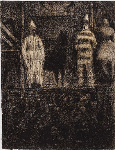3-seurats-circus-sideshow_seurat_sidewalk-show_phillips-collection_washington-dc