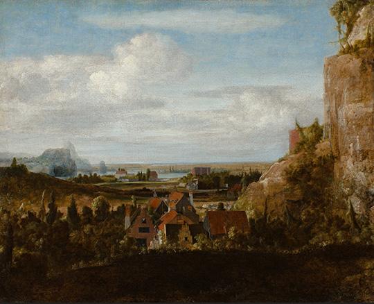 5-segers_houses-near-steep-cliffs_museum-boijmans-van-beuningen_rotterdam
