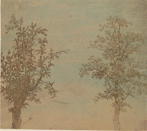 9-segers_the-two-trees_rijksmuseum_amsterdam
