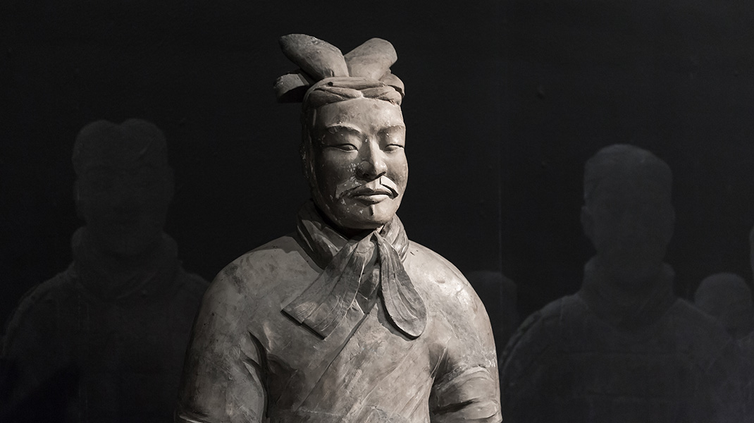 "the transformation of the chinese government during the qin dynasty Emperor qin shihuang's rule (221-206 bc)  during the qin dynasty china primarily consisted of the  ""qin government can be conceived as an."