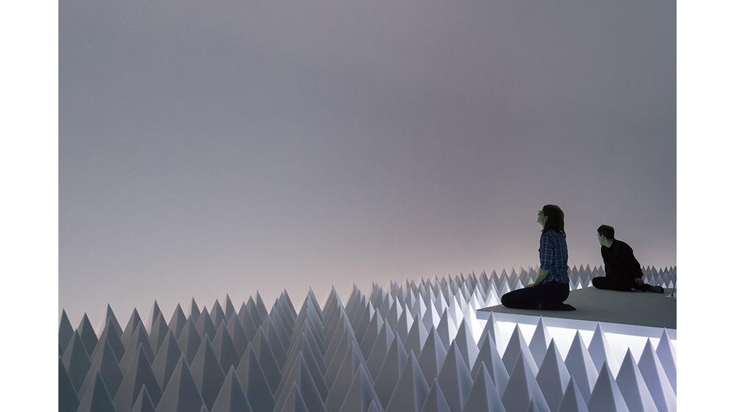 April - August, 2017 Art Event in NYC - Doug Wheeler: PSAD Synthetic Desert III at Guggenheim Museum