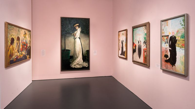 May - September, 2017: Florine Stettheimer at Jewish Museum