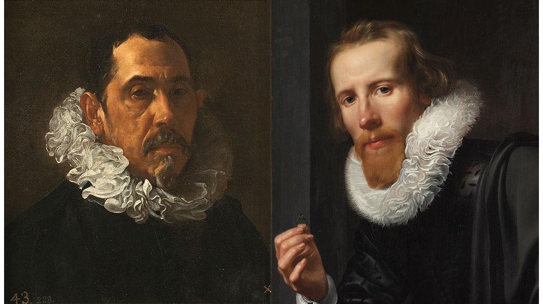 Image result for Velázquez, Rembrandt, Vermeer. Parallel visions