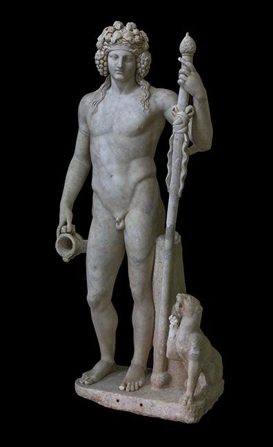 Bacchus (c) Museo Archeologico Nazionale di Napoli