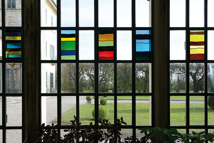 Sean Scully_Looking Outward, 2019_Villa Panza_Courtesy Magonza, Photo Michele Alberto Sereni