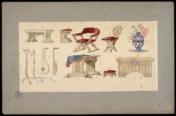 Falstaff_Furniture_musical_instruments_design_Scala_1893_ICON001838