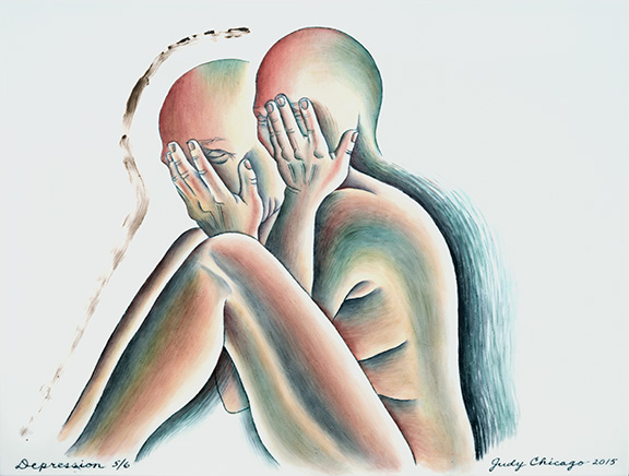 Judy Chicago - Depression 5 of 6_8x10 at 300 dpi jpg