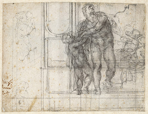 Aeneas wordt bevolen Dido te verlaten