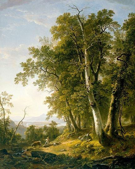Durand Forenoon 1847 NOMA