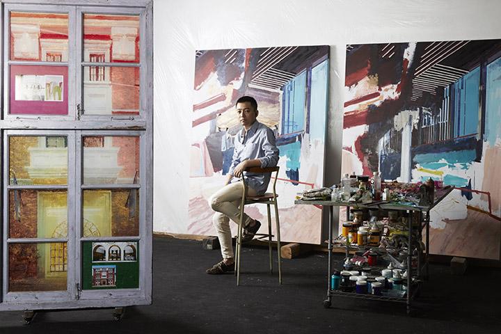 Li Qing's portrait 2