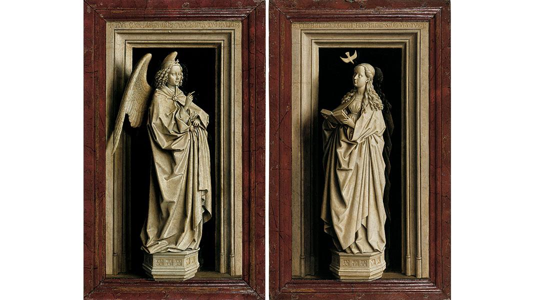 Nieuw Van Eyck. An Optical Revolution at Museum of Fine Arts (MSK FF-89