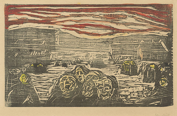 Munch_07_Crowds_In_a_Square