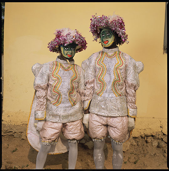 Two in a Fancy Dress by Phyllis Galembo