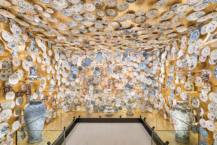 Fondazione Prada, Milano - The Porcelain Room 1
