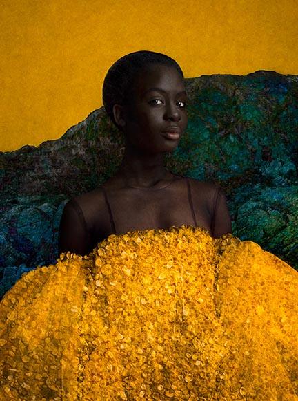 Cooper _ Gorfer - Yellow Roseline, 2020 © Cooper _ Gorfer