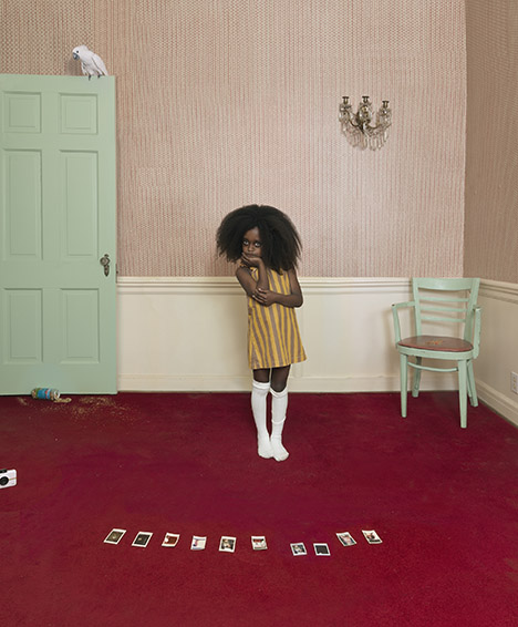 Julie Blackmon - Ezra, 2019 © Julie Blackmon. Courtesy the artist and Robert Mann Gallery