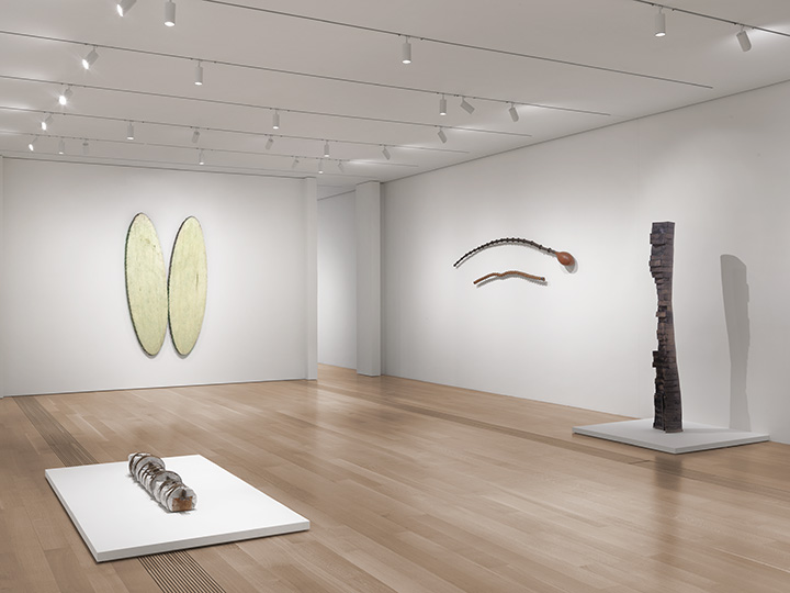 Terry Adkins_Lower East Gallery_Zurich works 2